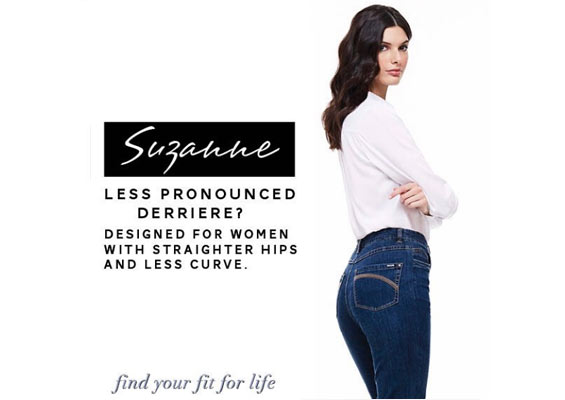 Suzanne FDJ Jeans